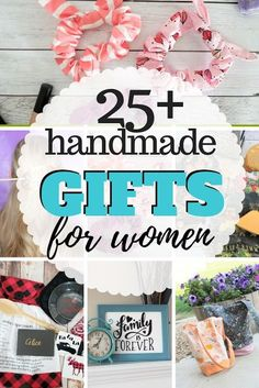 Easiest & Best Homemade Gift Ideas for Mom | Sew Simple Home