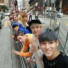 Omfg their so many and adorableeeeeeee Jeonghan, Wonwoo, Seungkwan, Seventeen Scoups, Seventeen Woozi, Seventeen Debut, Vernon, Kpop, Choi Hansol