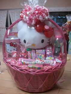 Mickey mouse clubhouse easter basket baby boy babys first easter easter hello kitty laurens love expressions from angela escobar gifts free negle Images