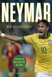 """Den brasilianske fodboldspiller Neymar da Silva Santos er på alles læber, og i """"Neymar"""" fortæller han sin personlige historie."""