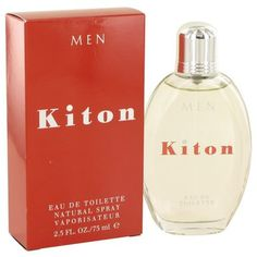 Kiton By Kiton Eau De Toilette Spray 2.5 Oz