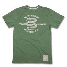Slytherin™ Team Captain Adult T-Shirt