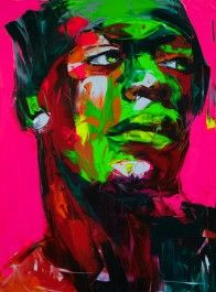 Love Francoise Nielly. Such a strong presence. via Justine Cotter.