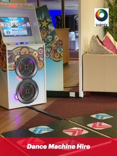 Dance Machine for Hire Dance Games, Office Christmas Party, Family Fun Day, Event Themes, Promotional Events, Dance The Night Away, Bar Mitzvah, Arcade Games, Corporate Events