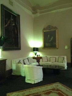 Residenza di Ripetta lounge. http://www.facebook.com/celebratetravelinc
