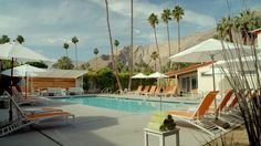 This video contains scenes from the upcoming feature length documentary about William F Cody.  Originally designed for owners Samuel and Adele Marcus, the building is historically important because it was Cody's first independent commission in Palm Springs, and launched his solo career in the desert. The 17-room modernist hotel is located at 225 West Baristo Road close to the downtown in the historic Tennis Club neighborhood. The hotel immediately became a popular destination and remains…