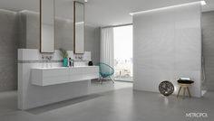 Relájate con la colección #Murmuri de #Metropol. #cerámica #diseño #bath #baño #design #tiles #interiorismo
