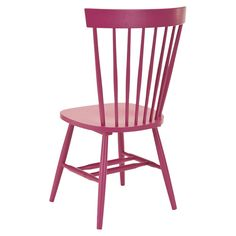 Raspberry chair