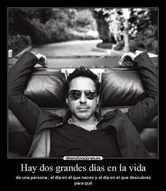 frases de robert downey jr - Google Search