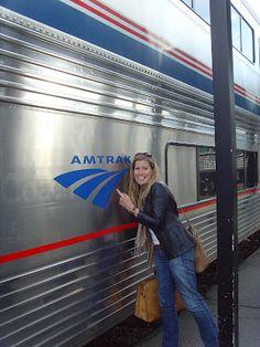 I love Amtrak!