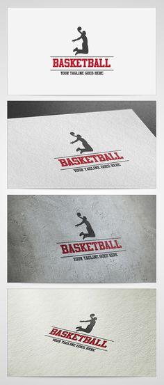 Basketball Logo Templates by DianArifin