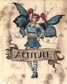 attitude (amy brown)