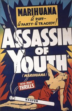 Photos: Anti-marijuana propaganda -- a vintage guide to reefer madness