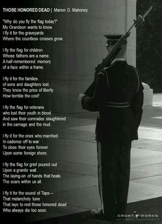 For our fallen heros
