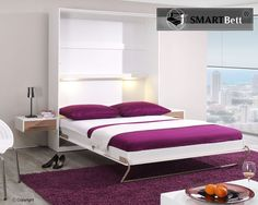 moderne schrankbetten on pinterest sofas open spaces. Black Bedroom Furniture Sets. Home Design Ideas