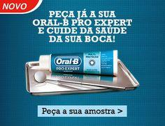 Amostras e Passatempos: AMOSTRAS Oral B