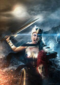 Flashpoint Paradox Wonder Woman concept art Dc Icons, Dc Universe, Rogues, Dc Comics, Concept Art, Batman, Wonder Woman, Marvel, Fictional Characters
