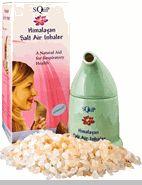 Himalayan Salt Inhaler (Dr. Oz Recommended), $29.99