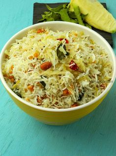 Nitha Kitchen covers traditional and fusion Indian/International recipes. Easy Rice Recipes, Mango Recipes, Gluten Free Recipes, Vegetarian Recipes, Healthy Recipes, Vegetable Rice, Vegetable Recipes, Indian Food Recipes, Asian Recipes