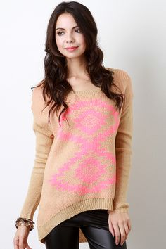River Reflection Sweater S or M