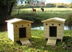 duck house #homemadechickencoop Backyard Farmer, Backyard Birds, Chicken Coop Plans, Building A Chicken Coop, Chicken Coops Homemade, Duck Pens, Duck Duck, Duck House Plans, Duck Or Rabbit