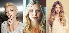 Novias rubias: el maquillaje ideal. www.webnovias.com