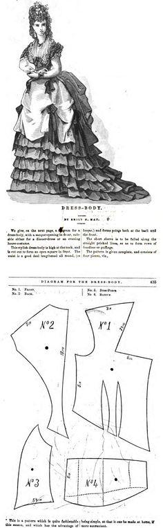 Peterson's Magazine 1872