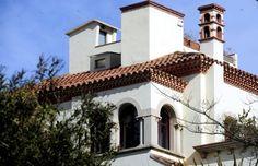 Shakira Spanish Style home