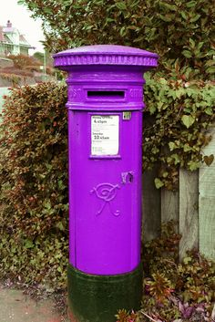 As she would have said about one of her post boxes. Antique Mailbox, Vintage Mailbox, Environmental Graphic Design, Environmental Graphics, Mailbox Decals, Telephone Booth, You've Got Mail, Japanese Graphic Design, Post Box