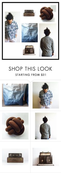 """gordian knot"" by atticle ❤ liked on Polyvore featuring vintage, men's fashion and menswear"