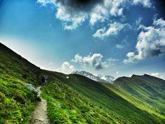 Epic Europe - Verbier St Bernard Hiking
