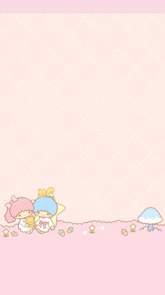 Little Twin Stars ☆ Wallpaper My Melody Wallpaper, Sanrio Wallpaper, Star Wallpaper, Hello Kitty Wallpaper, Kawaii Wallpaper, Iphone Wallpaper, Little Twin Stars, Little Star, Sanrio Characters