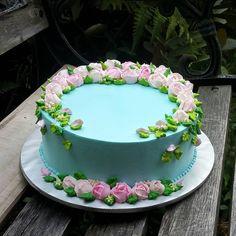 #yattsbluepinkcake #yattsbluecake