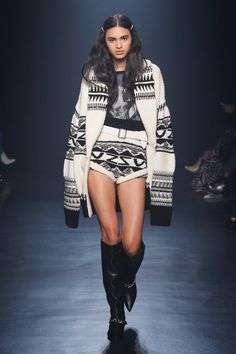 Zadig & Voltaire   Ready-to-Wear - Autumn 2018   Look 32