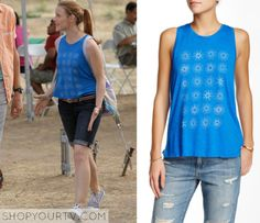 Switched at Birth: Season 4 Episode 15 Daphne's Blue Print Tank