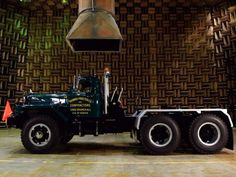 1963 Mack B813 Truck Restoration - Check out the video at http://blog.nexttruckonline.com/truck-news/1963-mack-b813-truck-restoration/#