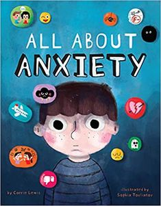 All About Anxiety: Carrie Lewis, Sophia Touliatou, Sophia Touliatou: 9781506463209: AmazonSmile: Books Best Children Books, Childrens Books, Who Is My Neighbor, What Causes Anxiety, Flying Banner, Something Scary, Curious Kids, Coping Skills, Stress And Anxiety