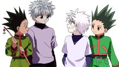 Hunter X Hunter, Hunter Anime, Hisoka, Gon Killua, Ging Freecss, Pikachu, Tokyo Mew Mew, Funny Animal Photos, Precious Children