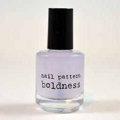 Nail Pattern Boldness Glitter Food (aka Fix A Flat) top coat/glitter re-suspender.