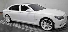 BMW 760Li Owned by Lebron James For Sale- Autofluence