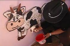 VEJA VÍDEO EM http://www.ideiacriativa.org/2015/06/aula-construtivista-animais-de-fazenda-ordenhando-a-vaquinha-educacao-infantil.html