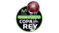 Resultado de imagen de logo copa del rey vitoria 2017