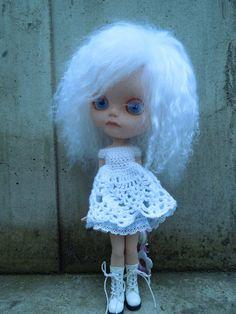 Poppy  OOAK custom Blythe doll for Pauline by nhola on Etsy, $200.00