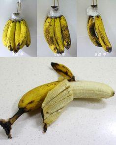알아두면 평생 도움이 될 살림 보관법 16가지 Fertility, Good To Know, Health Fitness, Banana, Fruit, Cooking, Food, Tips, Crafts