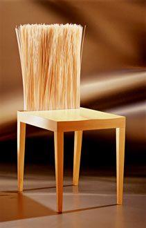 Fernando + Humberto Campana - [Designmuseum] -  Fernette chair, 1991.  Art and energy