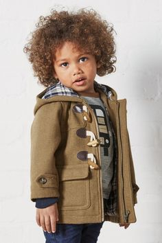 Buy Navy Duffle Coat (3mths-6yrs) from the Next UK online shop ...