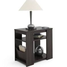 magazine side table modern - Google Search