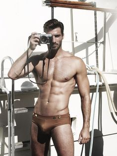 Would you like to see more sexy guys in thier underwear... 'Like' us at www.facebook.com/filthygmen #filthygorgeous