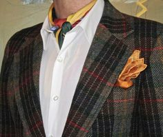 Colourful vintage tweed jacket, Calvin Klein shirt, Zara scarf… #vintage #tweed #CalvinKlein #Zara #Toronto #WIWT #sartorial #sartorialsplendour #sprezzatura #dandy #dandystyle #dapper #dapperstyle #menswear #mensweardaily #menshoes #menstyle #mensfashion #fashion #lookbook #apparel #menswear #guyswithstyle #mensfashionpost #gentleman #suits