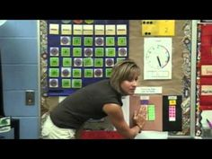 First Grade teacher, Cheryl Dillard, teaches a Sept. 08 lesson on Every Day Counts Calendar Math Math In Focus, I Love Math, Fun Math, Maths, Math Tips, Math Resources, Math Lessons, Special Education Classroom, Math Classroom